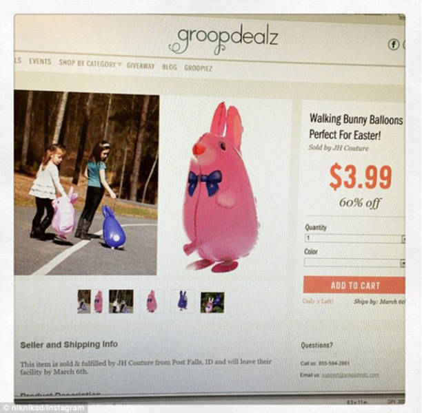 With All The Easter Craze Came Funny Easter Fails
