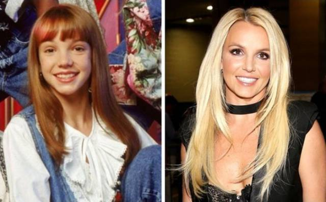 Priceless Photos Showing How Celebs Looked Back In The Day