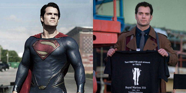 These Actors Are The Superheroes In Movies As Well As In Real Life