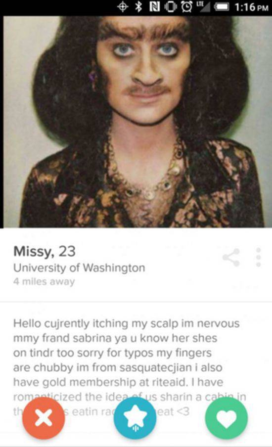 Insane Dating Profiles That Will Scare The Crap Out Of You