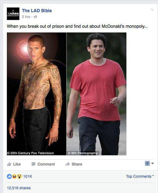 Inspirational Message From Wentworth Miller That