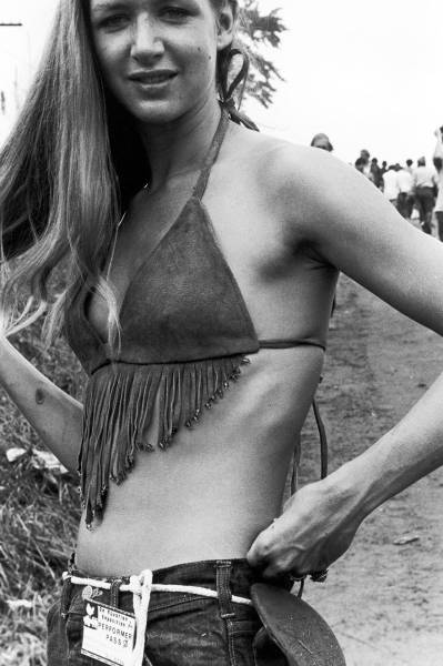 Blast From The Past: Woodstock Era Fashion