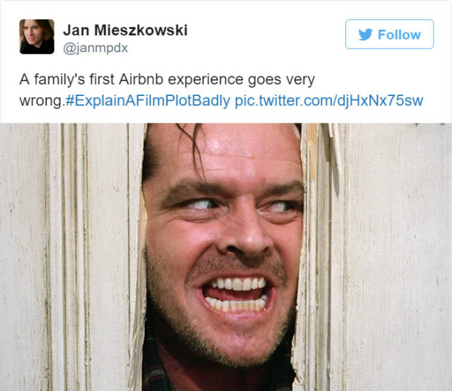 Popular Movies Explained Hilariously With Only One Sentence
