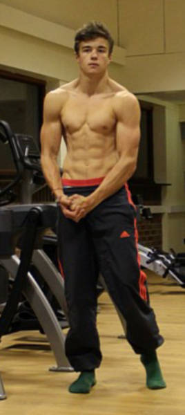 A Teen Who Was Said By Doctors He Would Never Walk Again Becomes A Ripped Bodybuilder