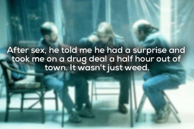 Hilarious And Shocking Stories From People