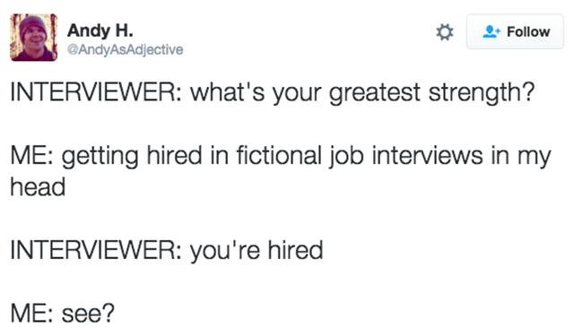 I Bet After These People Gave These Answers They Were Hired