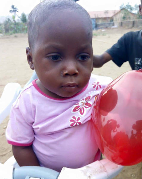 Abandoned 2 Year Old Nigerian Boy Who Wandered For 8 Months Alone Has Finally Found A New Home