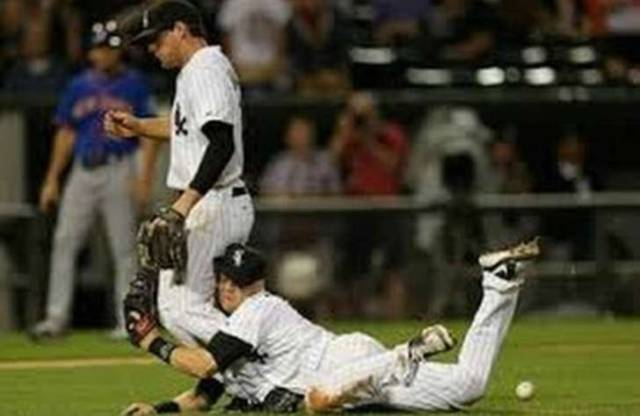 Some Of The Funniest Baseball Fails