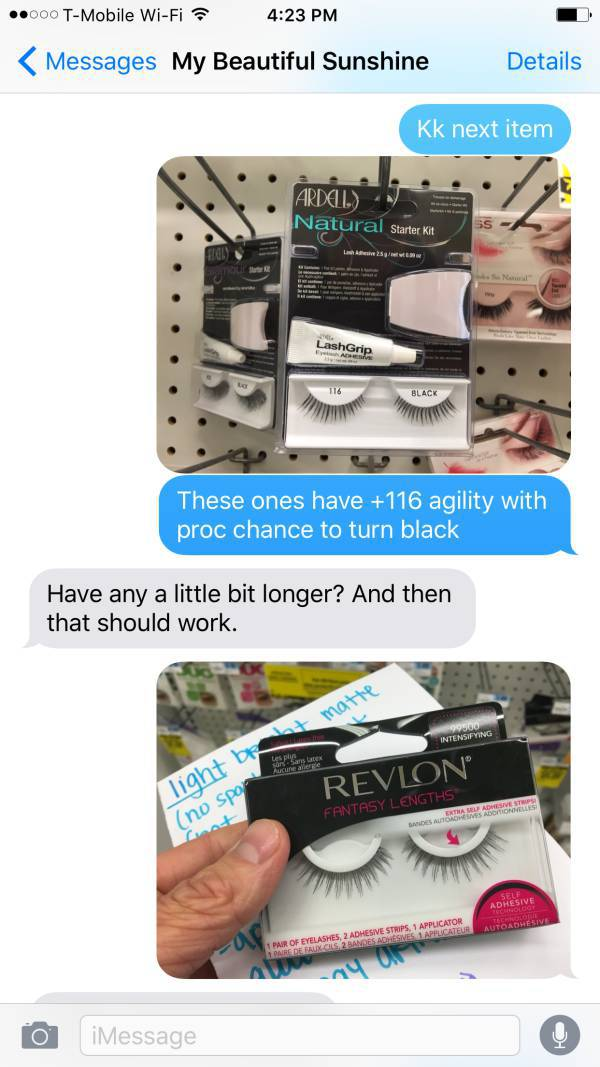Guy Goes For A Shopping Mission For His Girlfriend And It Is Hilarious