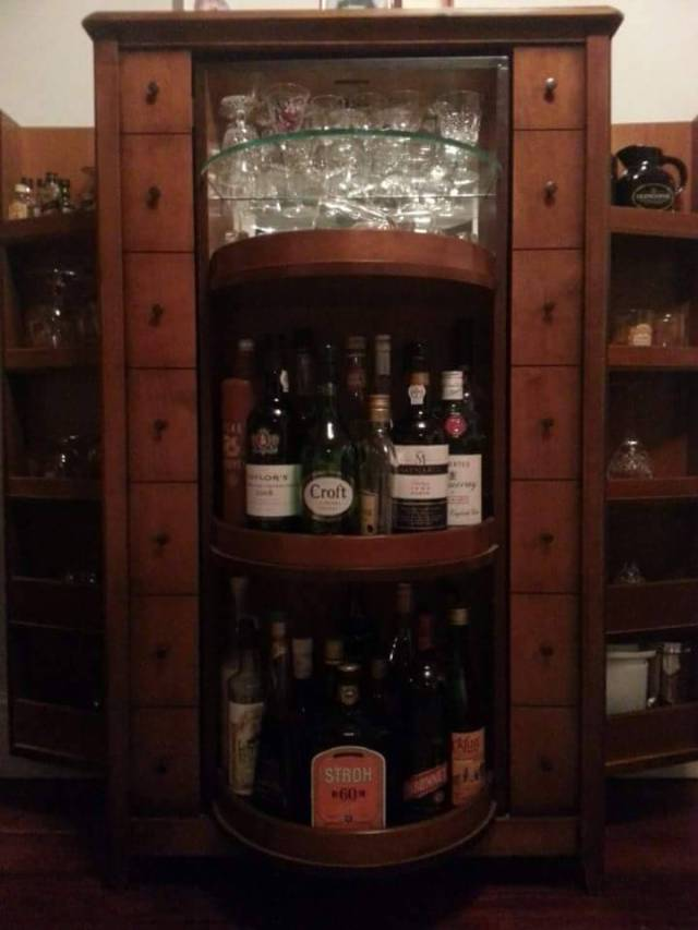 This Cabinet Hides A Big Surprise
