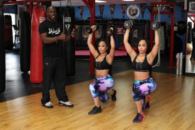 Twins Obsessed With Each Other Make 2,000 Squats Per Day So That Their Bums Look Identical