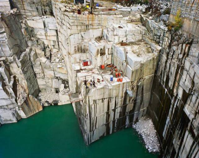Breathtaking Marble Deposits All Over The World