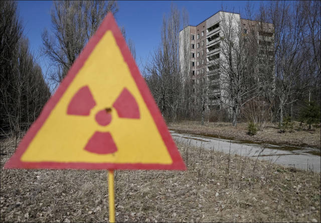 Chernobyl 30 Years Later