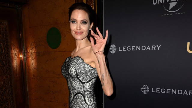 Is Angelina Jolie About To Die?