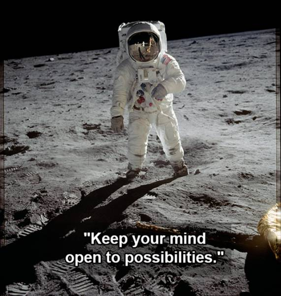 13 Inspirational Lessons From Buzz Aldrin