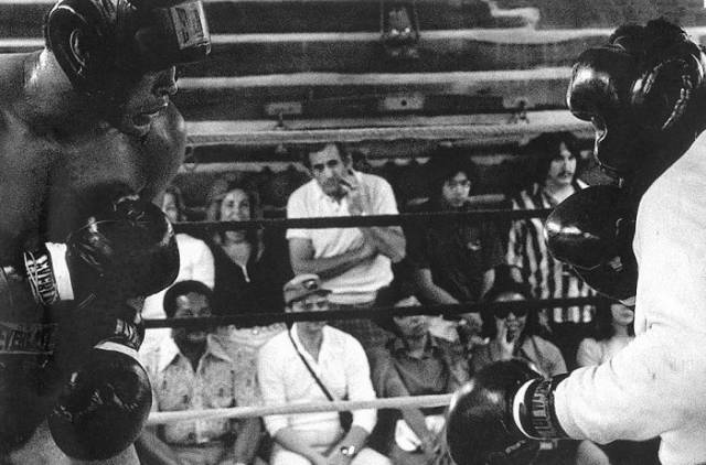 Rare Photos Of Muhammad Ali Training For The Rumble In The Jungle