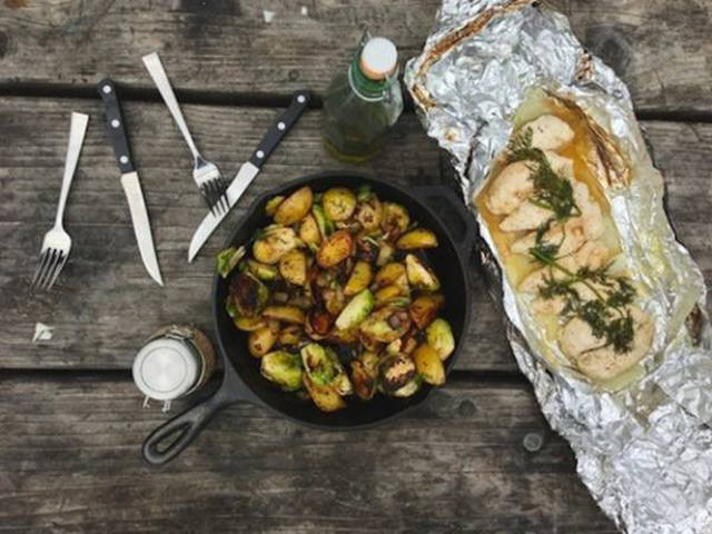 These Amazing Recipes Will Come In Handy When You Go Camping