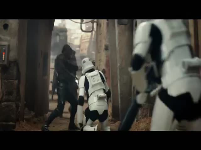 Official Teaser Of The Star Wars Spin-Off