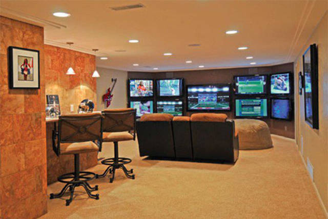 Epic Man Caves That Every Dude Dreams About