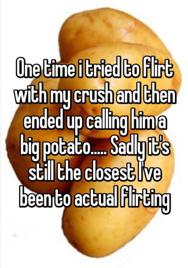People Who Are Awful At Flirting And It Is Funny As Hell