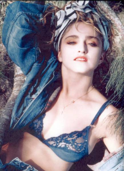 Rare Photos Of Young Madonna When She Was A Real Sex Bomb