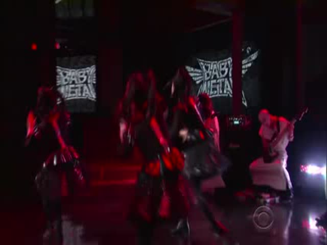 Babymetal Made Their Debut In The United States