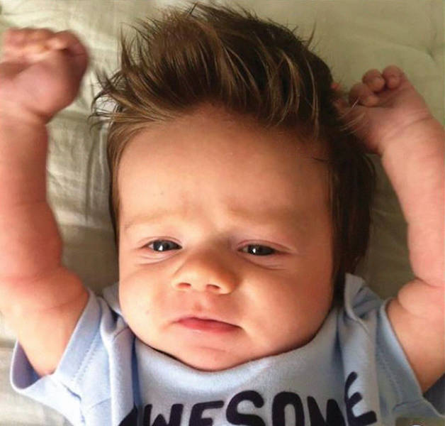 Hairy Babies Are Crazy Funny