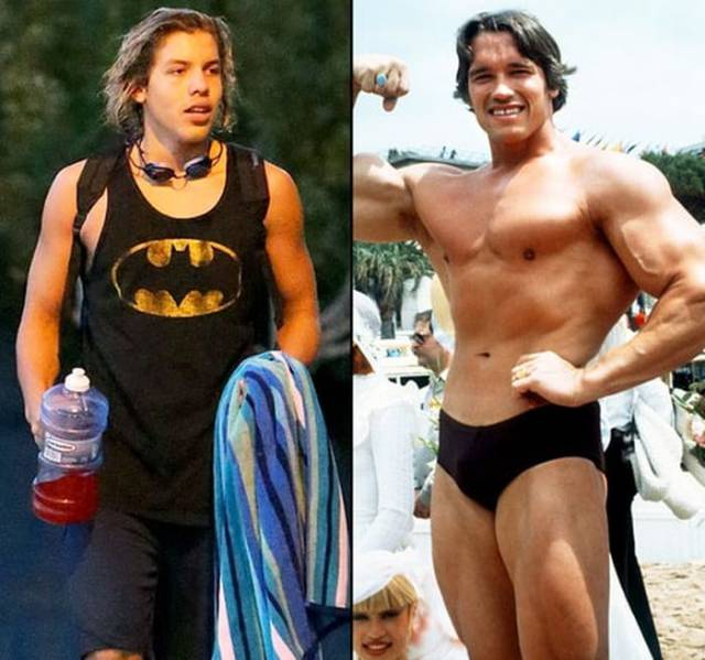 Joseph Baena Is A Mix Between Arnold Schwarzenegger And Willow