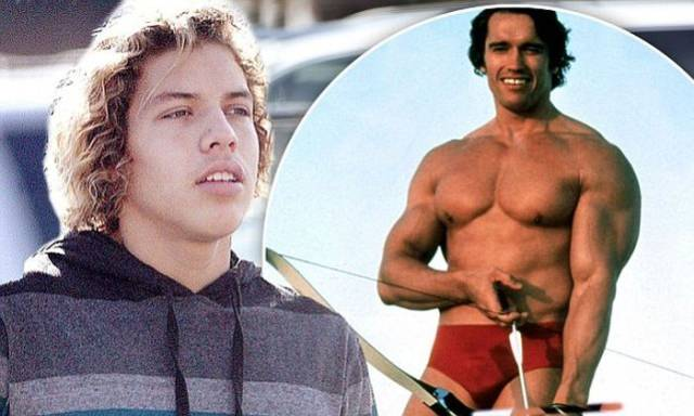 Joseph Baena Is A Mix Between Arnold Schwarzenegger And Willow