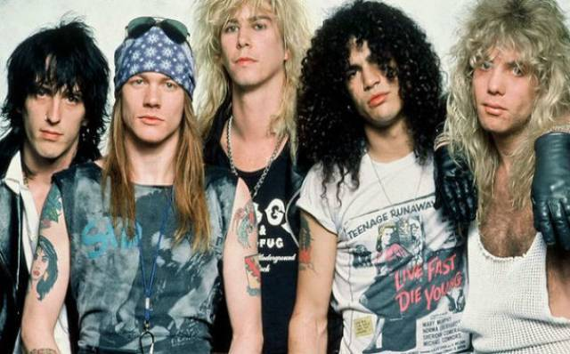 Some Interesting Facts About Guns N' Roses You Didn't Know