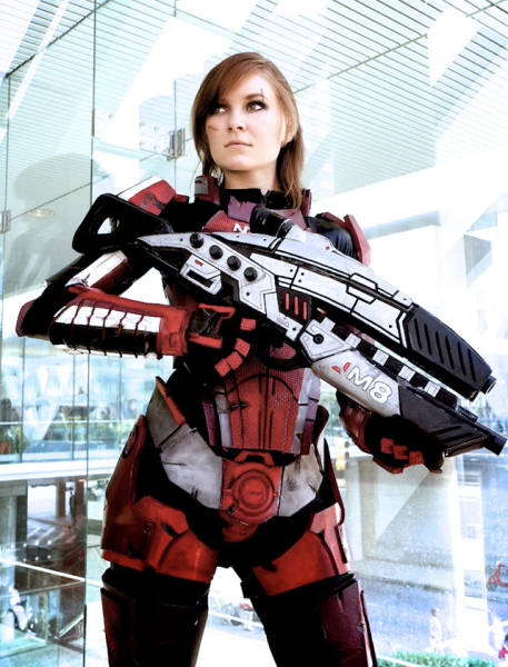 These Folks Make Cosplay Awesome