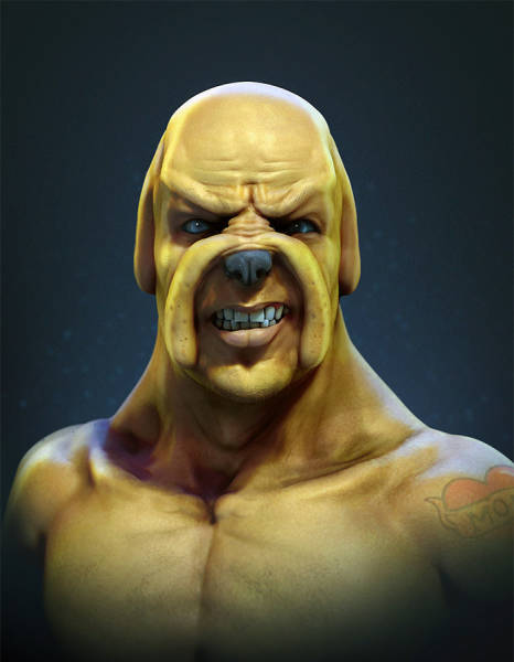 These Famous Cartoon Characters Would Look Terribly Creepy In Real