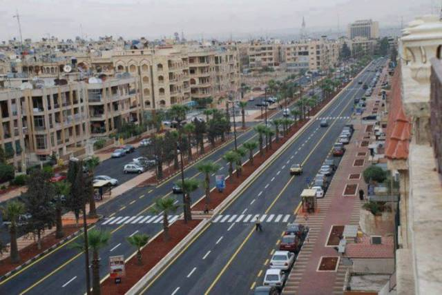 This Is What Syria Looked Like Before The War