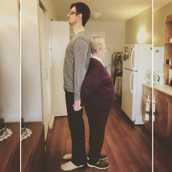 What Girls Get When They Have A Tall Boyfriend