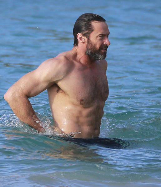 Hugh Jackman And His Wife Are Celebrating Their 20th Anniversary In The Caribbean