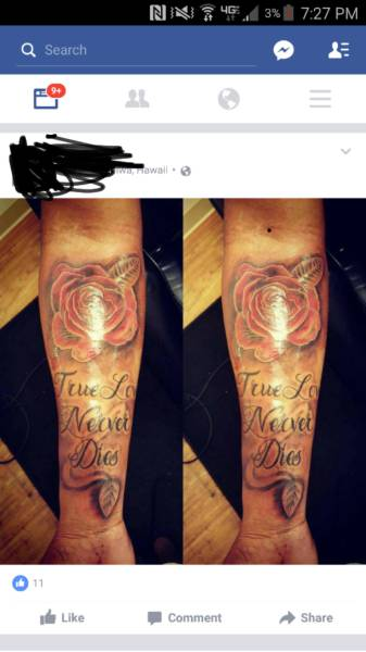 People With These Tattoos Will Have Painful Regrets In The Near Future