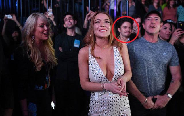 Lindsay Lohan Celebrated Her Engagement To The Son Of A Russian Billionaire