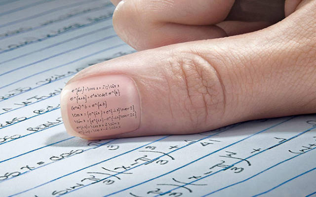 The Best Cheat Sheets And Cheating Techniques Ever Seen