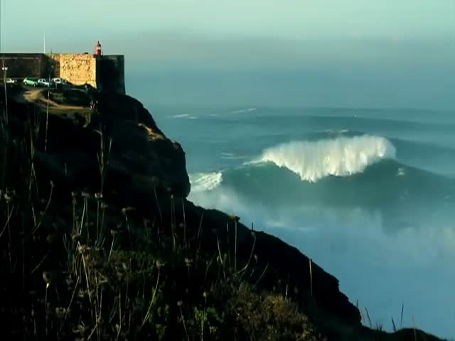 This Is What It Looks Like To Ride The Biggest Wave In The World