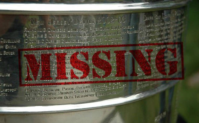 "If The Stanley Cup Could Speak, It Would Tell You: ""I"