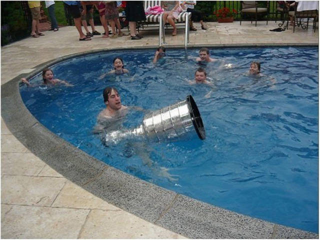 """If The Stanley Cup Could Speak, It Would Tell You: """"I"""
