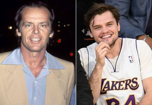 Sons Of Celebrities Who Look Very Much Like Their Dads