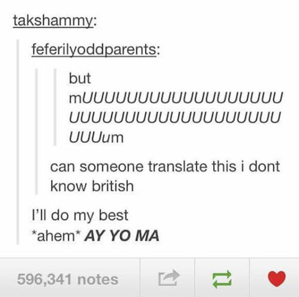 The English Language Will Screw Up Your Mind Big Time