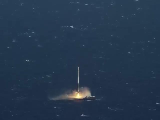 Amazing Supercut Of SpaceX's Falcon 9 Development Tweeted By Elon Musk