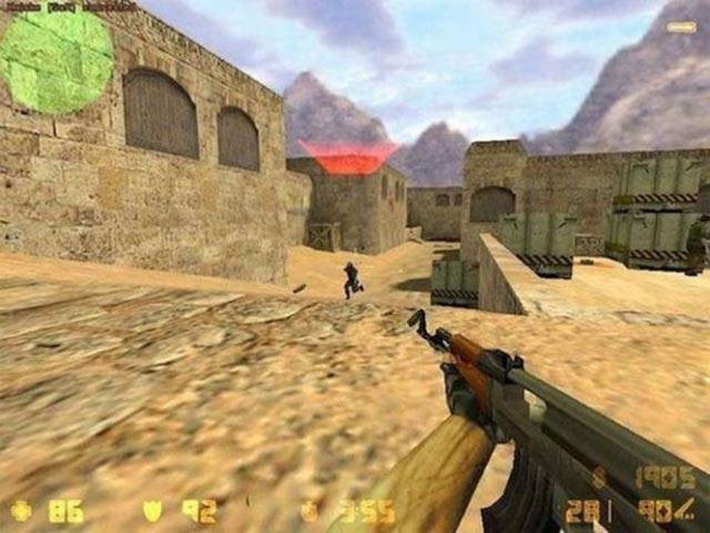 Blast From The Past: Old School Video Games
