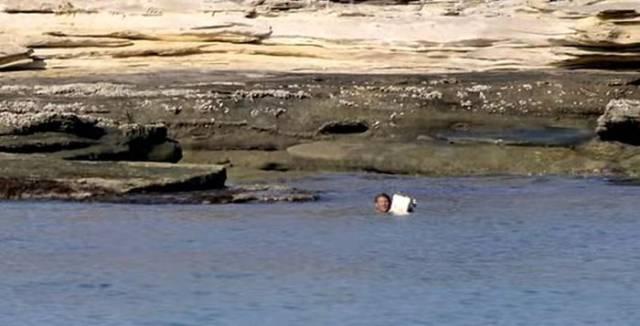 A Castaway Was Accidentally Found On An Australian Island