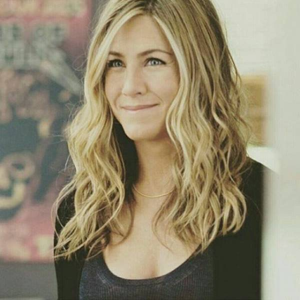 Jennifer Aniston Is 2016