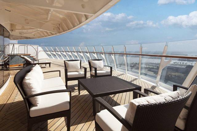 Perks Of The Most Luxurious Cruise Ship Suites In The World