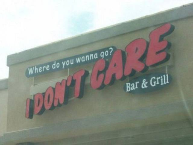 These Ridiculous And Cringeworthy Restaurant Names Will Make You Smile