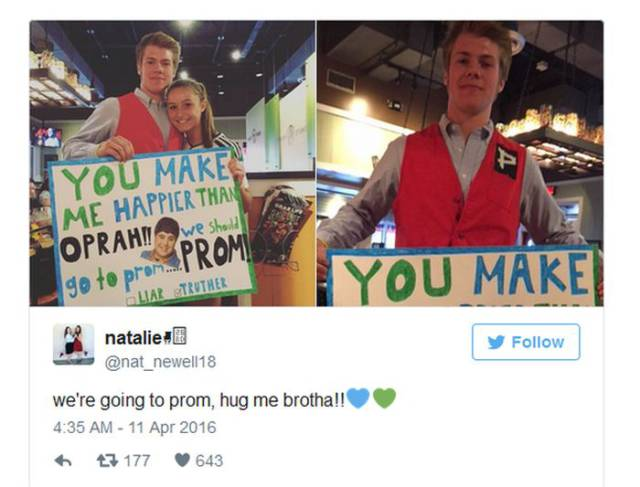 Funny And Creative Prom Invitations